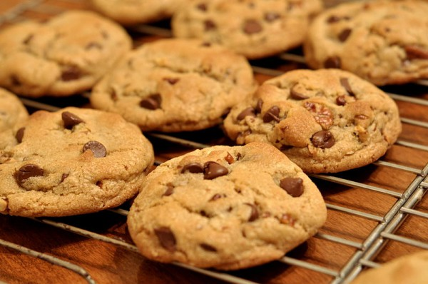 Perfect Chocolate Chip Cookies © by Kimberly Vardeman